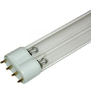 55 Watt PLL 2G11 UVC Germicidal Bulb