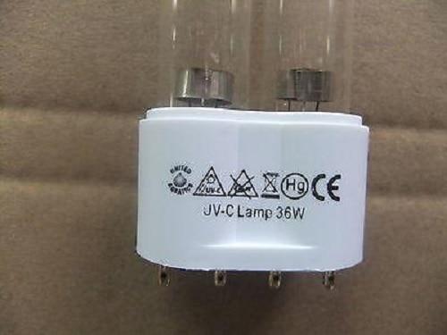 24 Watt PLL 2G11 UVC Germicidal Bulb